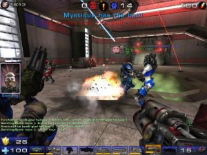 Unreal Tournament - Gioco multiplayer