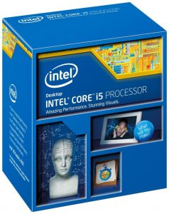 Intel i5-4460 Ci5 3,2 Ghz Socket 1150