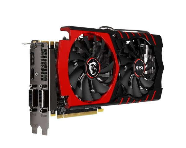 MSI GeForce GTX 970 Gaming 4G Frozr