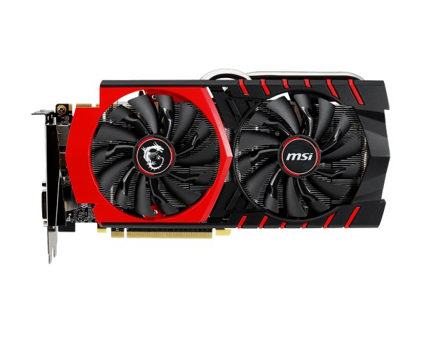 MSI GeForce GTX 970 Gaming 4G - Veduta