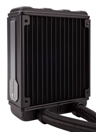 Radiatore sistema di raffreddamento a liquido CPU