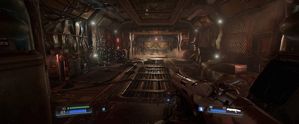 Doom grafica