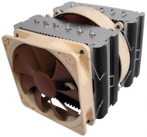 Noctua NH-D14 - Due ventole