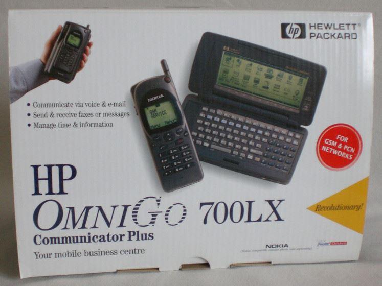 Nokia HP OmniGo 700LX