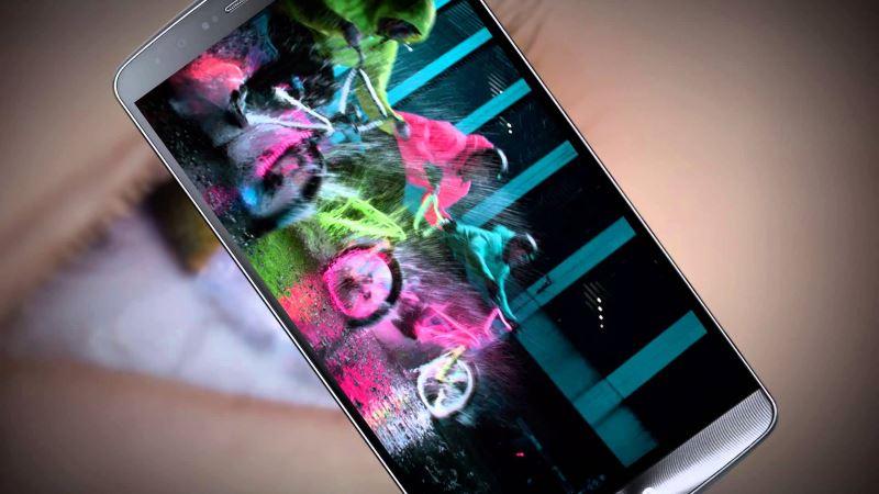 Telefono con risoluzione HD