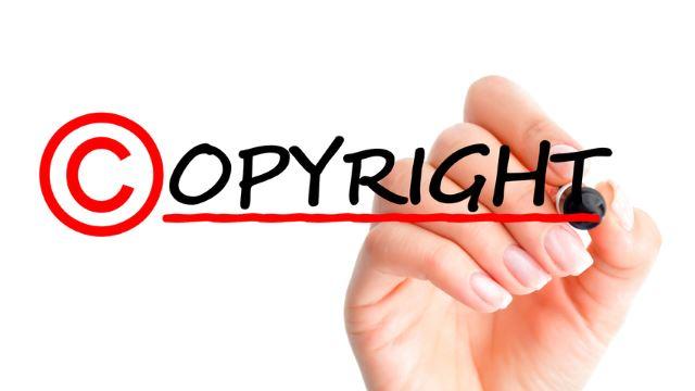 Il copyright su internet