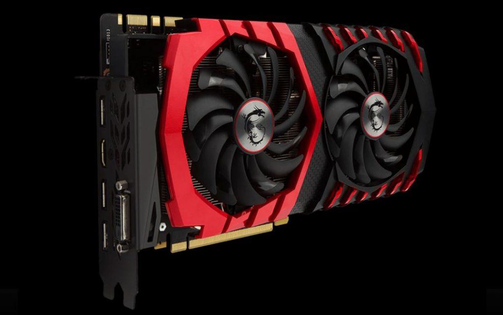 MSI GeForce GTX 1070 Gaming X 8G - Esteticamente accattivante