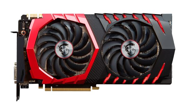 MSI GeForce GTX 1080 Gaming X 8G - 2