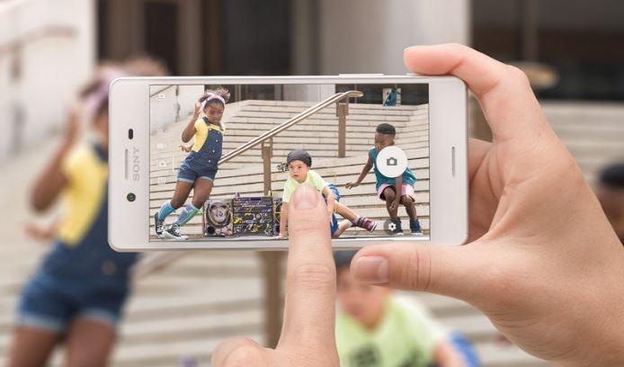Sony Xperia X - Fotocamera