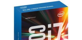 Processore Intel core i7-6700k
