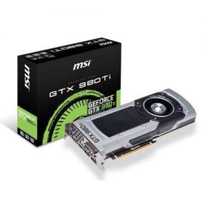 MSI GTX 980 Ti 6GD5