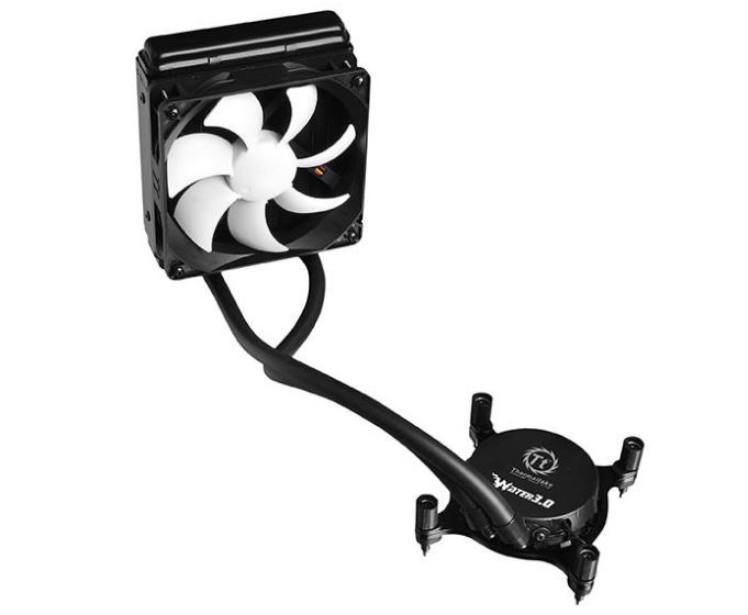 Raffreddamento a liquido CPU Thermaltake Water 3 Performer C +