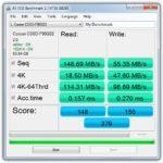AS SSD Benchmark per testare le prestazioni IOPS