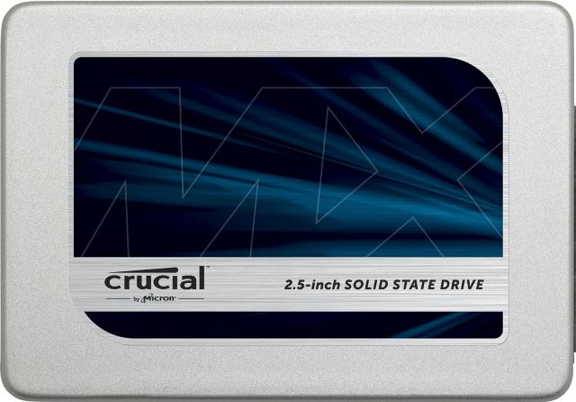 Crucial MX300 SSD