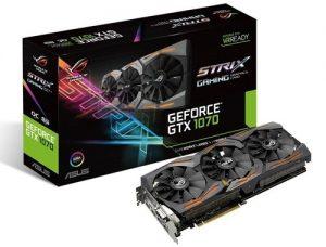 Asus ROG STRIX GTX 1070 8G Gaming 8GB
