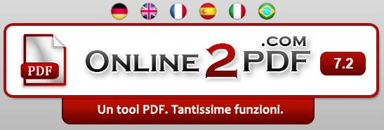 Convertire PDF in word online