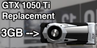 Nvidia GeForce GTX 1050 2GB e 1050 Ti 4GB