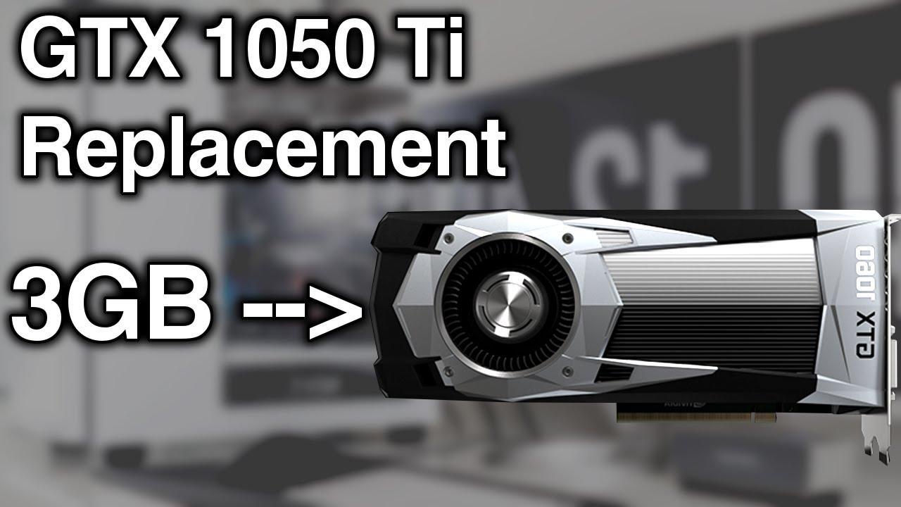 Nvidia GeForce GTX 1050 2GB e 1050 Ti 4GB