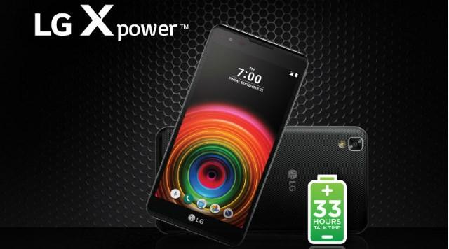 LG X Power.