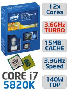 Caratteristiche processore