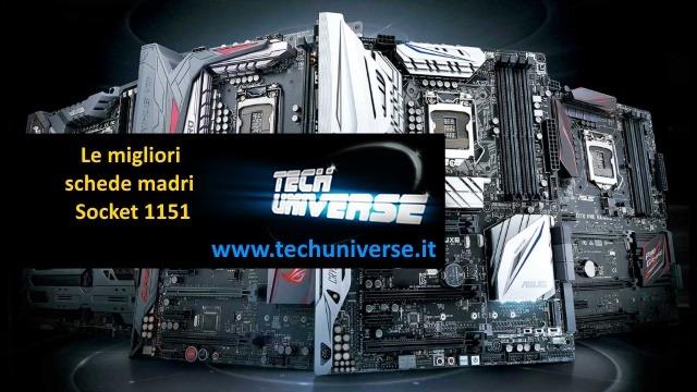 Migliore scheda madre socket 1151 Intel