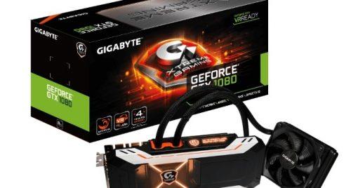 GeForce GTX 1080 Xtreme Gaming WATERFORCE