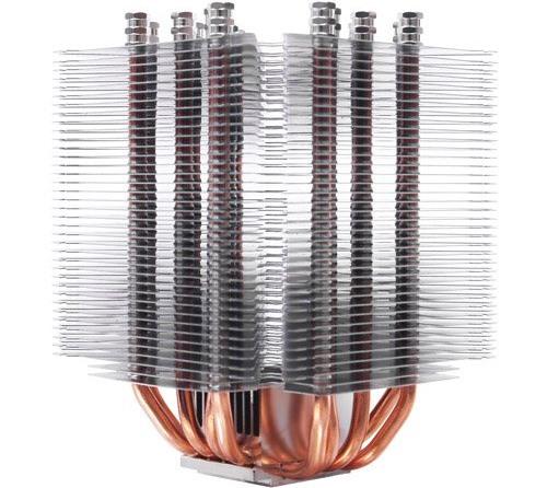 Torre in alluminio di raffreddamento