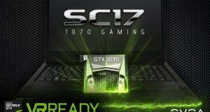 EVGA SC17 GTX 1070