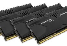 Kingston HyperX Predator DDR4 2400MHz 16 GB, 4x4 GB, CL12