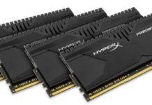 Kingston HyperX Predator DDR4 2400MHz 16 GB, 4x4 GB, CL12