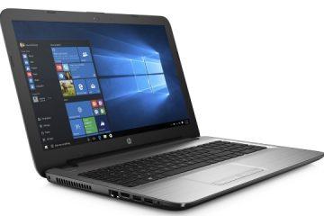 Notebook HP 250 G5 X0N33EA