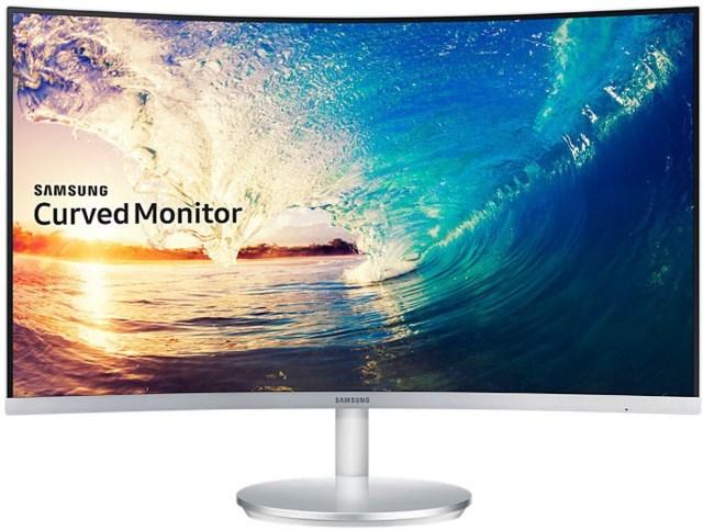 Samsung Monitor Curvo