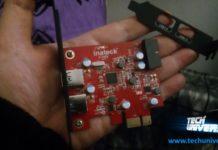 Controller USB 3.0