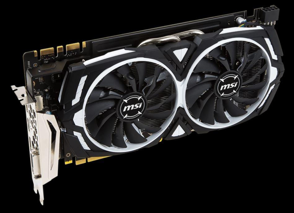 GTX 1070 ARMOR 8G OC