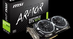 GeForce GTX 1070 ARMOR 8G OC