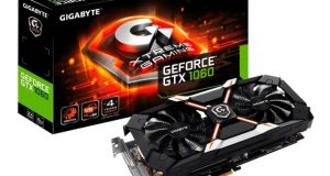 Gigabyte GeForce GTX 1060 Xtreme 6GD