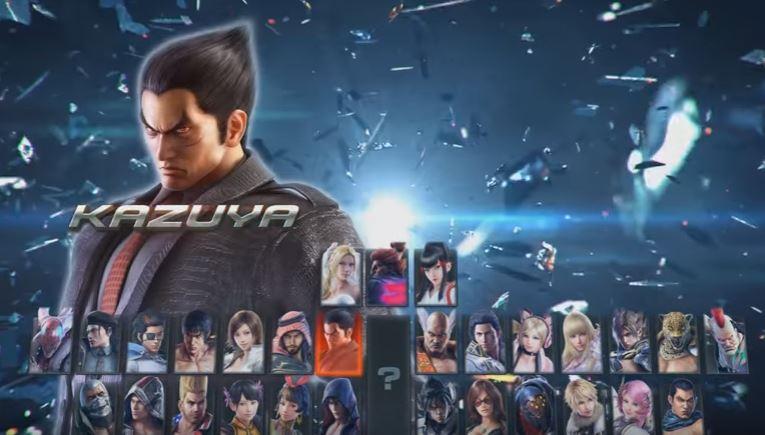Personaggi Tekken 7