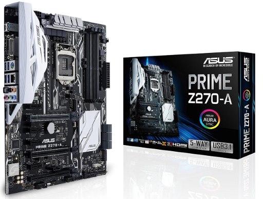Asus Prime Z270-A