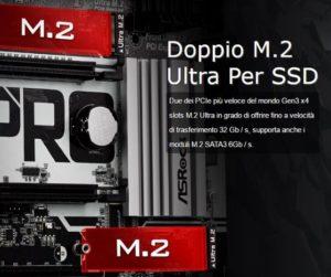 Doppio M.2 SSD