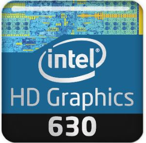 Intel HD Graphics 630 grafica integrata processore i7-7700K