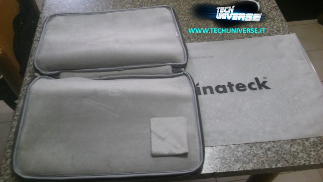 Interno borsa notebook Inateck