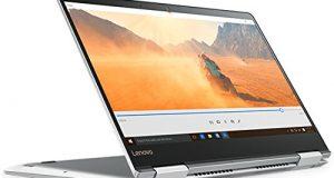 Lenovo YOGA 710-14IKB Notebook angolazione display