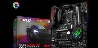 MSI Gaming Pro Carbon