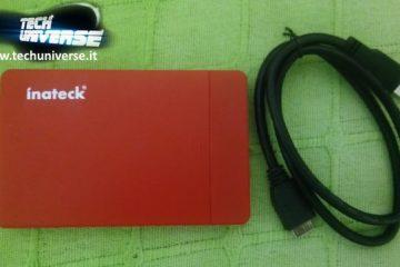 Box esterno SSD