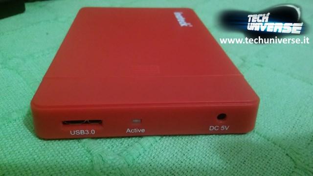 Box esterno per HDD e SDD