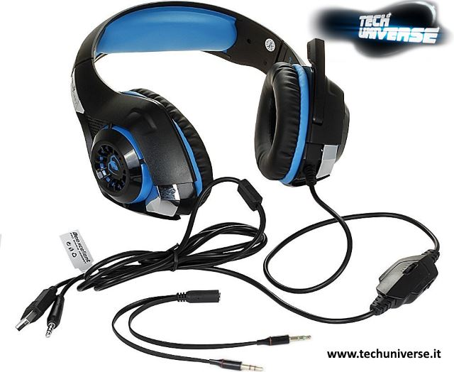 Cuffie Gaming Headset