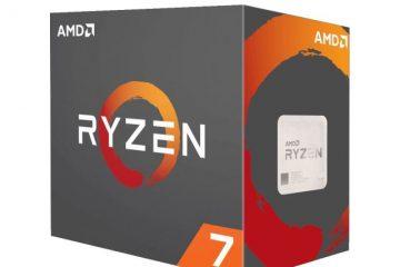 AMD Ryzen 7 1800X specifiche tecniche