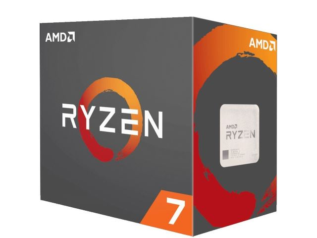 AMD Ryzen 7 1800X specifiche tecniche