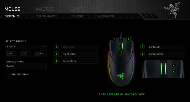 Software Razer Synapse