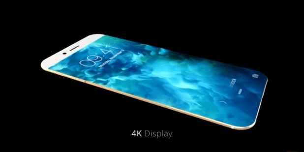 iPhone 7 display